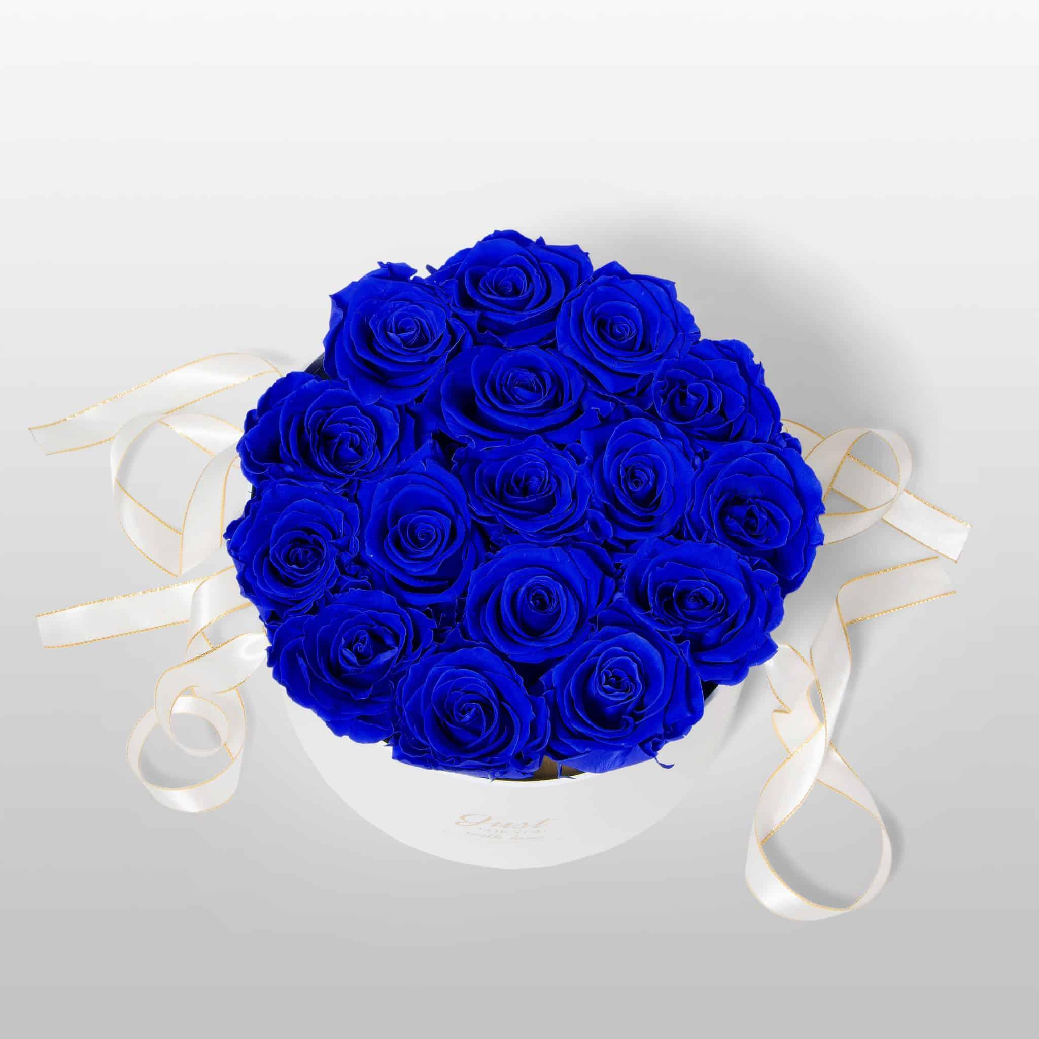 Rose Blu Stabilizzate Just For You Piccolo
